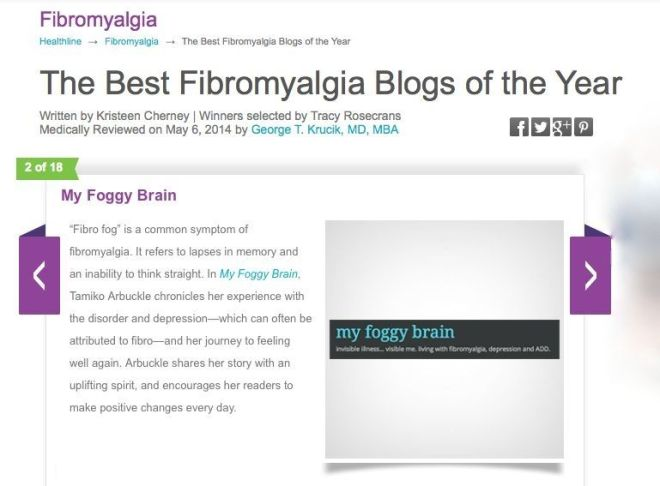 15 Best Fibromyalgia Blogs of the Year